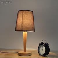 LED Table Lamp Living Room Bedroom Office Reading Lamp Desk Lamp E27 Holder Eye Protection Reading