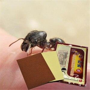 DISAAR 8 Patches / 1Bag Black Ant Essential oil Self heating Pain Relief Plaster Rheumatoid Arthritis Lumbar disc protrusion(China)