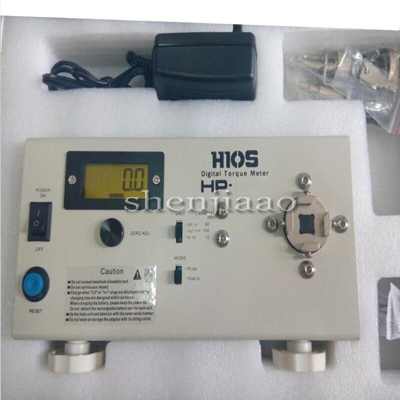 新しい HP-20 デジタルトルクメータ/レンチ/テスター 100-240v ac 電源供給デジタルトルクテスター