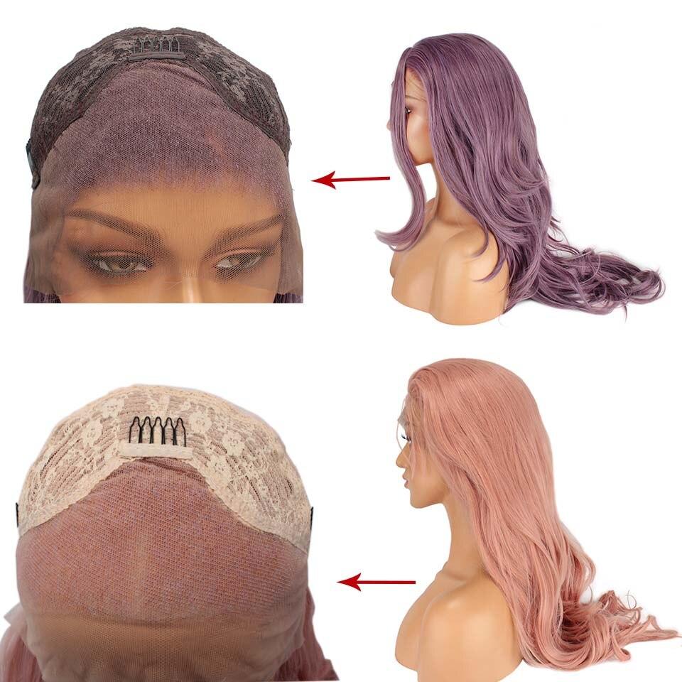 wig pink