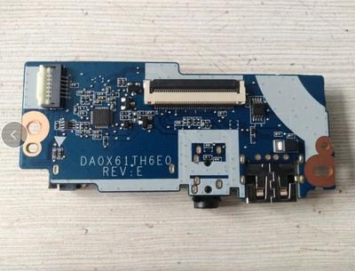 WZSM Wholesale New For HP Probook 430 G3 430G3 USB Audio Board DA0X61TH6E0