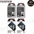 Fujifilm Instax 20 черная рамка + 20 монохромных листов фотобумага для Fuji Instant Mini 8 9 70 7s 50s 90 25 SP-1 2 камеры