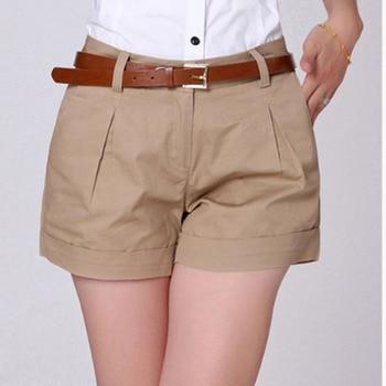Womens Korean Style Shorts