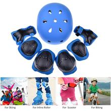 IMSHIE 7PCS Sports Protective Gear For Kids Children Elbow