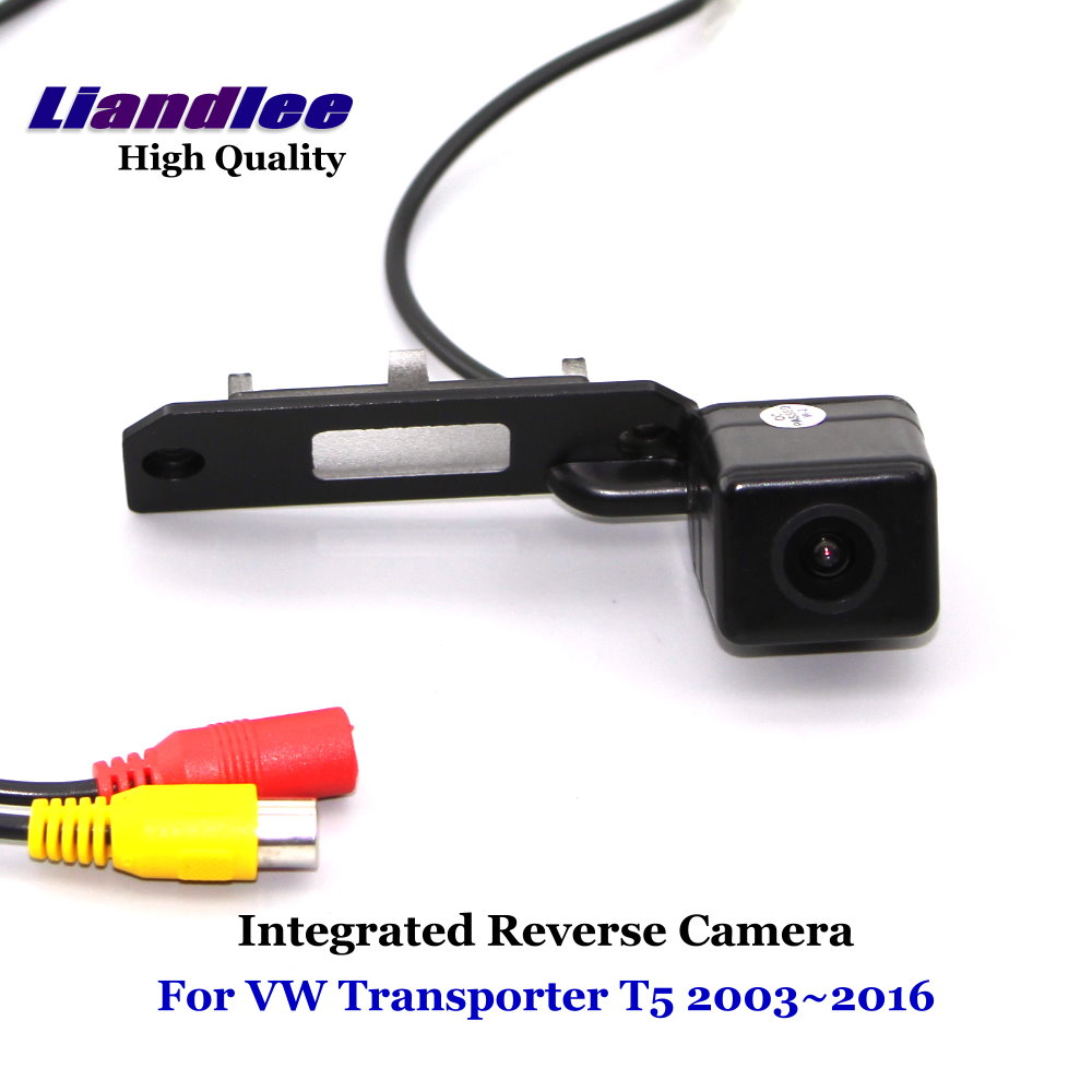 Liandlee Car Reverse Camera For Volkswagen VW Transporter T5 2003~2016 Rear View Backup Parking Camera / SONY CCD HD Integrated
