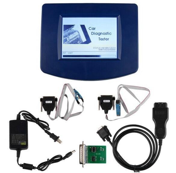 Prix pour Vente chaude OBD version de V4.94 Digiprog III Digiprog 3 Programmeur d'odomètre DigiprogIII V4.94 avec OBD2 ST01 ST04 Câble rapide le bateau