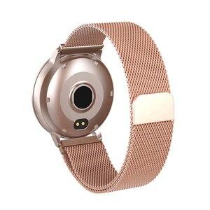 Image 3 - TLXSA ספורט Bluetooth כושר גשש חכם שעון עמיד למים שינה קצב לב לחץ דם ניטור שעון עבור אנדרואיד IOS