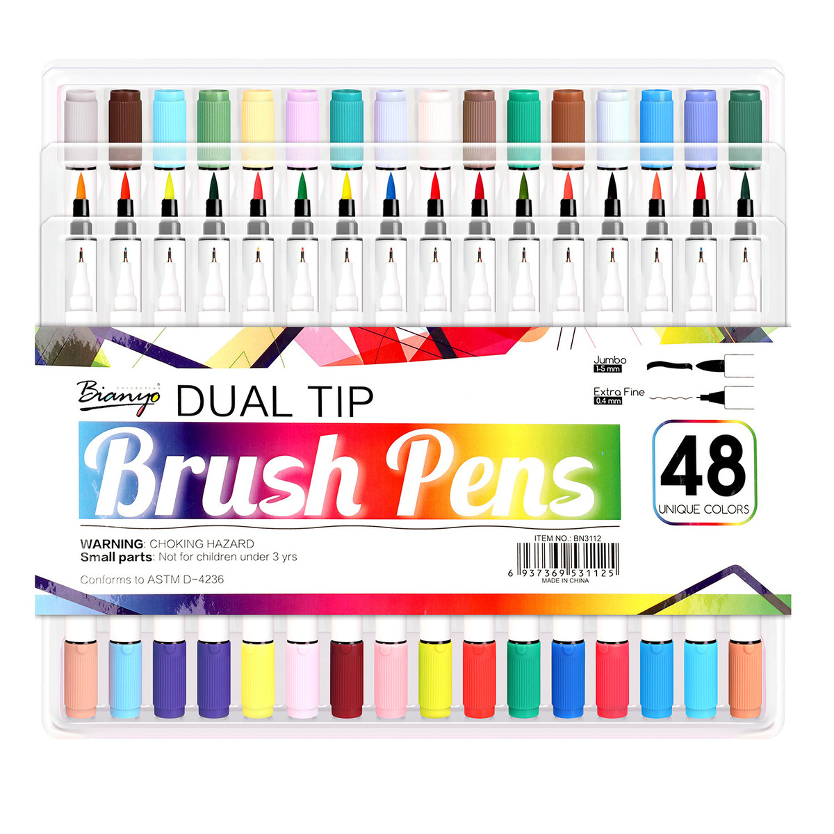 40 Colors Colored Marker Pen Set Dual Head Watercolors Brush Pen Sketch Markers For Drawing Manga Fashion Design Art Supplies sta alcohol sketch markers 60 colors basic set dual head marker pen for drawing manga design art supplies