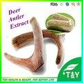 Compras Online de musculação suplementos de Velvet Deer Antler Extrato da cápsula 500 mg * 400 pcs