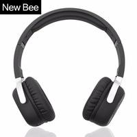 High Capacity Wireless Bluetooth Headphone NFC On Ear Stereo Sports Headset With Smart App