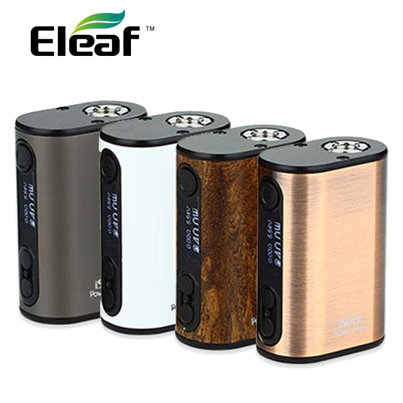 где купить Original Eleaf iStick Power Nano Battery Mod Electronic Cigarette 1100mAh Battery 40W Box Mod Vaping Vs Istick ipower по лучшей цене