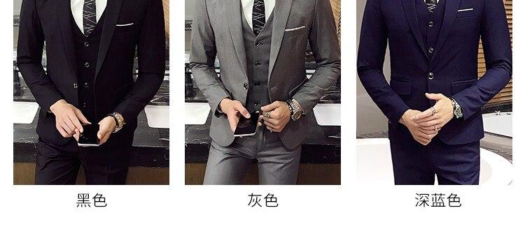 masculina casual boutique de negócios casamento padrinhos
