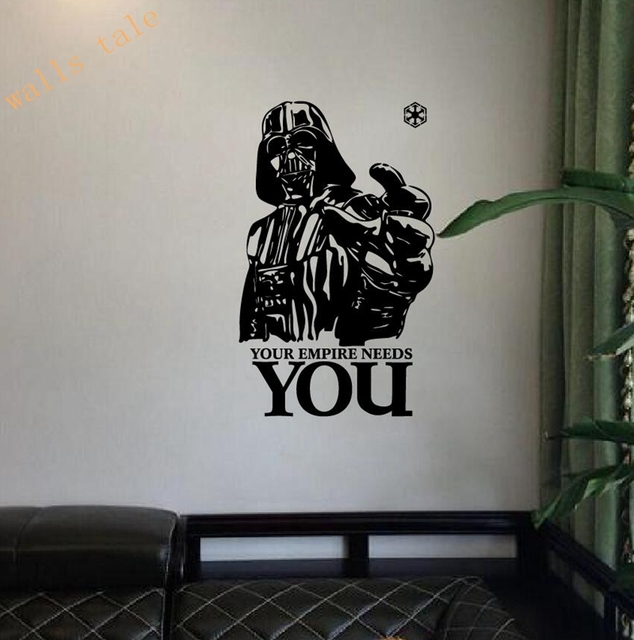 Star Wars Wall Stickers – Your Empire Needs You