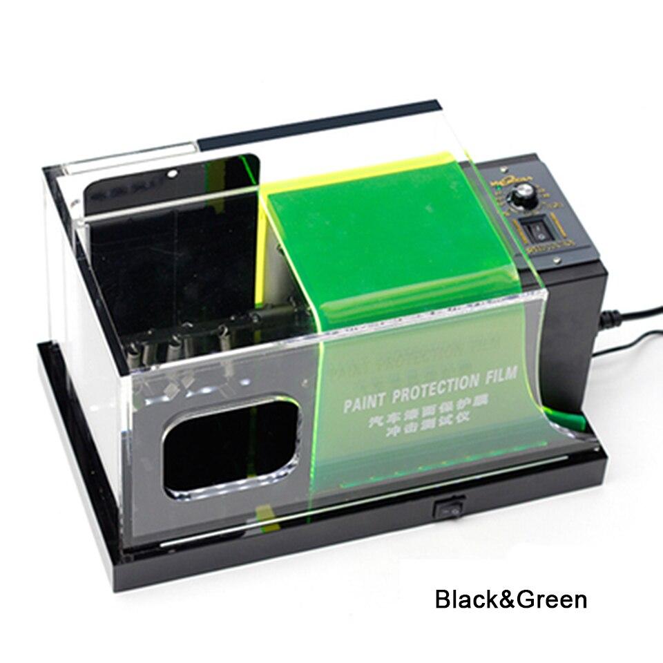 Новое поступление ТПУ PPF Плёнки нуля Тесты ing высокое качество автомобиля Плёнка для защиты при покраске Gravelometer Тесты МО 620