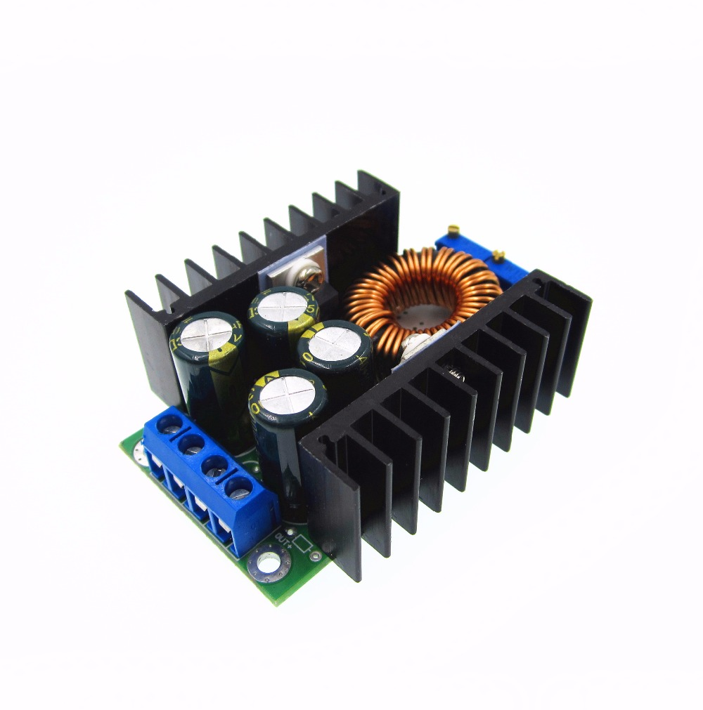 Image 2 - 1pcs/lot 100% new DC CC 9A 300W Step Down Buck Converter 5 40V To 1.2 35V Power module-in Replacement Parts & Accessories from Consumer Electronics