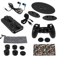 15 In 1 Advanced Game Kit For PS4 Slim Pro Video Game Console Accessories Kits For