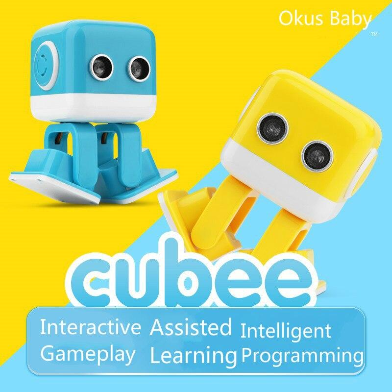 2019 Marque Nouveau RC robot Intelligent Programmation APP Contrôle Télécommande Danse robot RC Jouets pour Enfants partenter