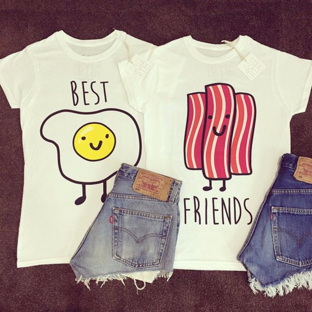 Best friend shirts tumblr images for Best t shirts for summer
