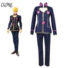 Cosplay Halloween Giorno Adventure: