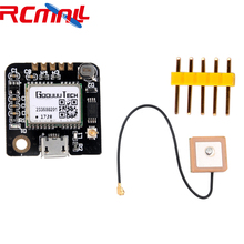 RCmall módulo GPS Compatible con STM32 para Arduino, navegación por satélite, posicionamiento 51, microcontrolador FZ2922