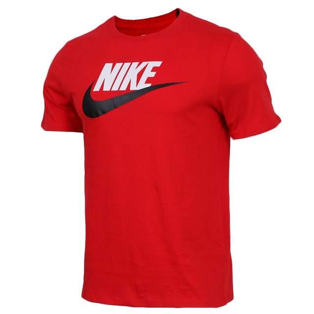 camiseta nike sportswear tee icon futura masculina