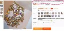 Mix Sizes 1000PCS/Pack Crystal Clear AB Non Hotfix Flatback Rhinestones Nail Rhinestones For Nails 3D Nail Art Decorations Gems