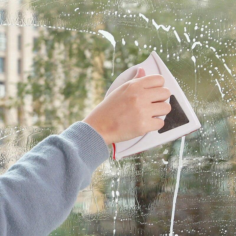 Okno z dwiema szybami do czyszczenia kilka akcesoria do czyszczenia z tworzywa sztucznego funkcja nie pozostawia martwego wysoki wzrost dwustronne 15 rub -24 MM