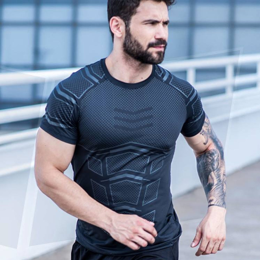 Men Workout Shirt 95