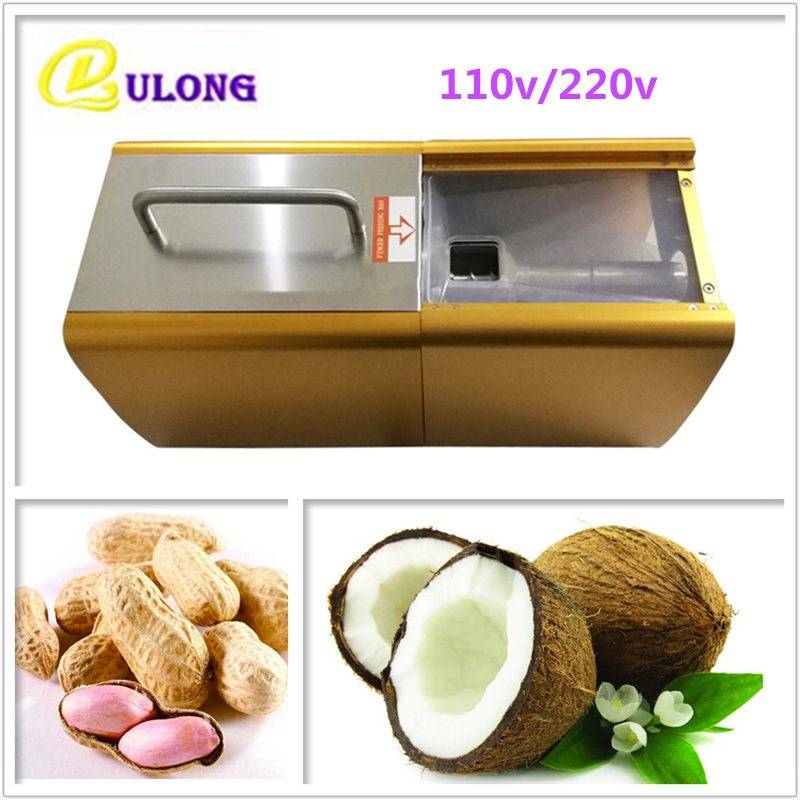 Edible high extraction rate cooking small coconut peanut sesame cold oil press machine oil expeller machine edible high blueberry extract 5