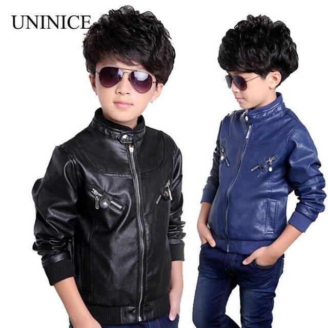 8d62f4e45e37 2017 Children Fashion Outerwear Spring   Autumn New baby Boys Coats ...