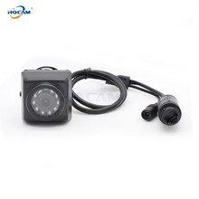 цена на H.265 Audio 48v POE TF card Mini IP Camera 5MP 3MP Outdoor Night vision mini ip camera webcam Doorway Bird nest camhi camhipro