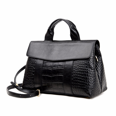 Projektant mody kobiet torba ze skóry naturalnej torebki marki skórzane luksusowa torebka kłódka torba na ramię kobiet w Torby z uchwytem od Bagaże i torby na  Grupa 1