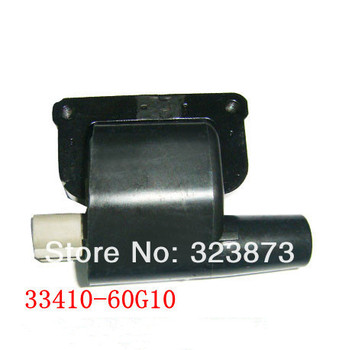 Yüksek kaliteli OEM 33410-60G10 33410 60G10 ateşleme bobini SUZUKI ESTEEM için
