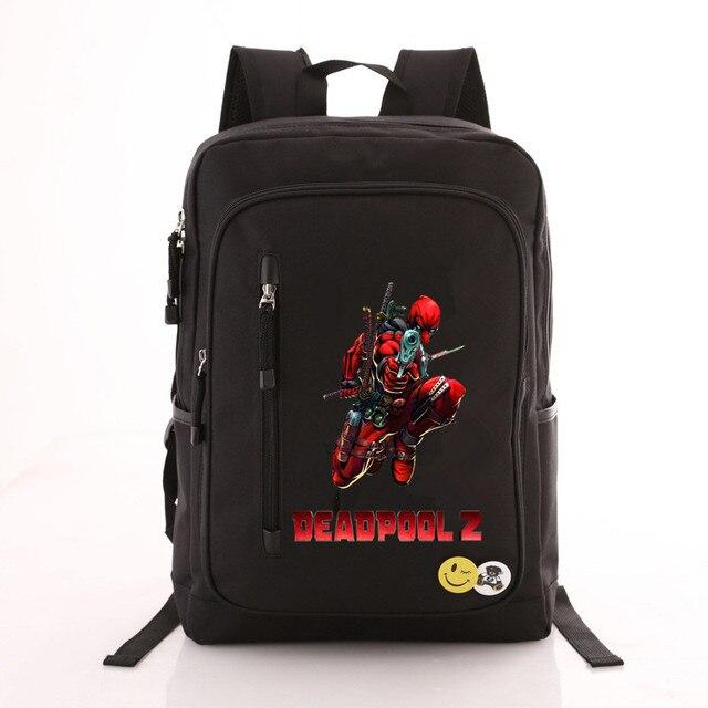 Рюкзак Дэдпул 2 черный в ассортиметне