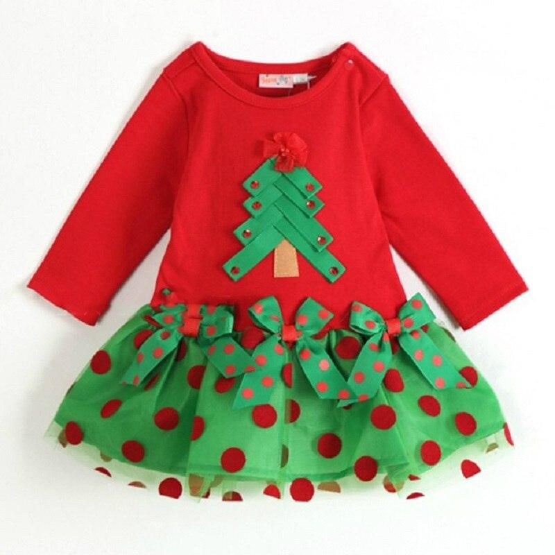 Online Get Cheap Baby Girl Christmas Dress -Aliexpress.com ...