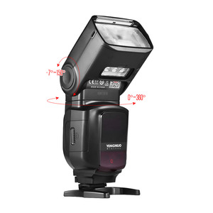 Image 3 - YONGNUO YN968N Flash Speedlite für Canon Nikon DSLR Kompatibel mit YN622N YN560 Drahtlose TTL Speedlite 1/8000 mit LED Licht