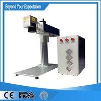 Portable Laser Engraving Machine Supplier Lowest Price 20W Fiber Laser Marking Machine Portable Fiber Laser Marking