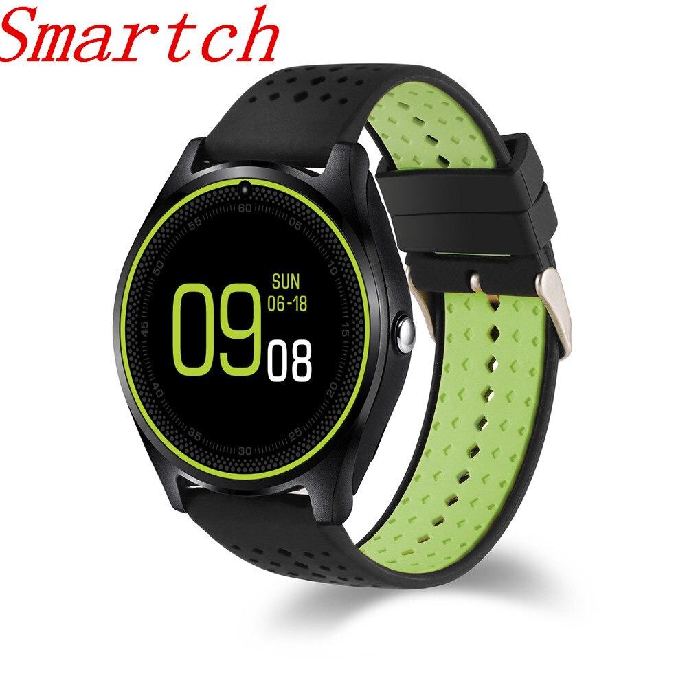 Smartch Bluetooth Montre Smart Watch V9 DZ09 Avec Caméra Smartwatch Podomètre Santé Sport Horloge Heures Hommes Femmes Smartwatch Pour Android