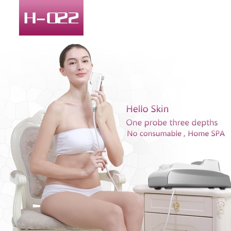 Mini HIFU Skincare Ultrasonic Beauty Device