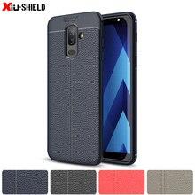 Силиконовый чехол для samsung Galaxy a6 6 плюс 2018 A605F SM-A605F установлены ТПУ телефон для samsung Galaxy 6A плюс A605 бампера