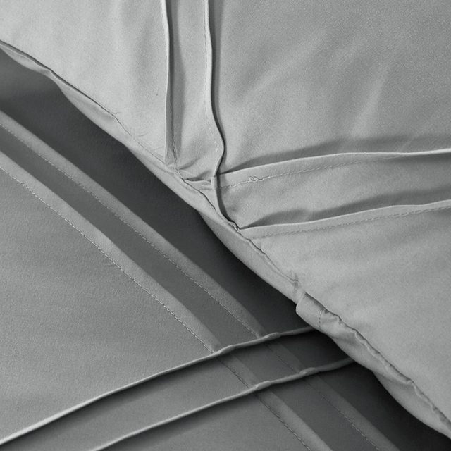 Comfy Grey Bedding Sets