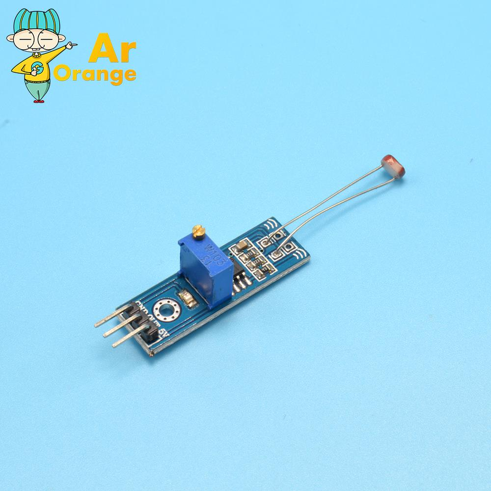 photoresistance detection Optical Photosensitive light sensor module for font b Arduino b font