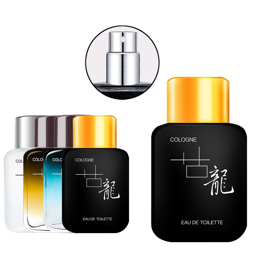 50ml MayCreate Men Perfumed Air Fragrance Fashion Mini Perfumed Bottle Portable Long Lasting Pure Men's Cologne Perfumed Men