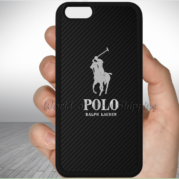 reputable site 9fbd5 a5547 US $11.99 |Luxury polo ralphs lauren carbon Hard pc phone case for iphone 6  4 5 5c 6s plus touch for samsung s3/s4/s5/ s6 mini note 2 3 4 5 on ...