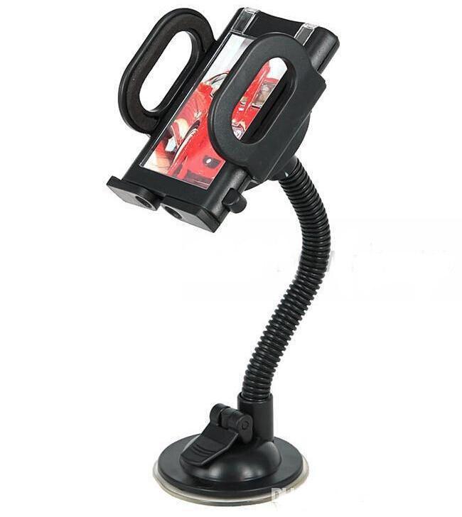 <font><b>360</b></font> <font><b>Degree</b></font> Rotatable <font><b>Car</b></font> Windshield Holder Stand <font><b>Suction</b></font> <font><b>Cup</b></font> <font><b>Swivel</b></font> <font><b>Mount</b></font> Cradle For Cell Phone iPhone 6 GPS Universal Holders