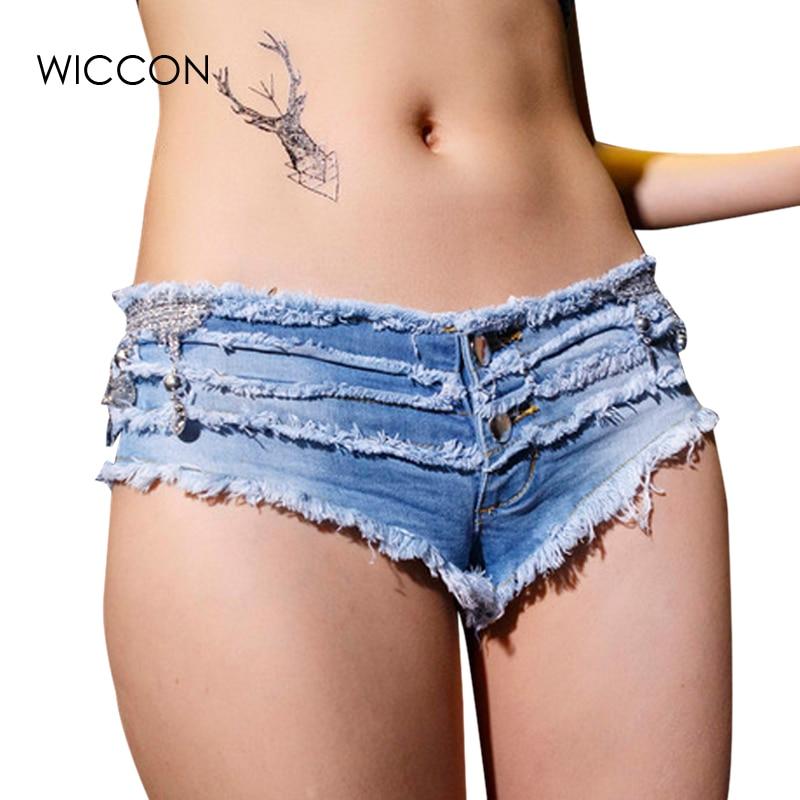 Джинсовые шорты женские эро фото фото 122-822