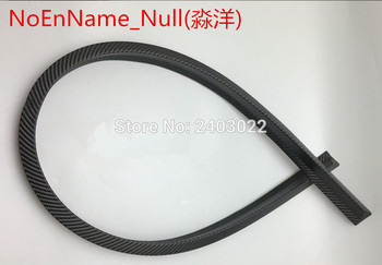 2pcs 59''150cm Car Stickers Rubber Large Round ArcStrips Fender Flares Wheel Eyebrow Decal Sticker for Citroen C5