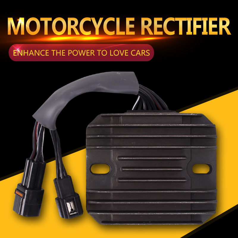 Rectifier Voltage Regulator Charger For Suzuki GSXR600 GSXR700 GSXR1000 GSXR GSX 600 750 1000 R K6 K7 K8 2006 2007 2008 06 07 08 black rear pillion seat cowl cover for 2006 2007 suzuki gsxr gsx r 600 750 k6