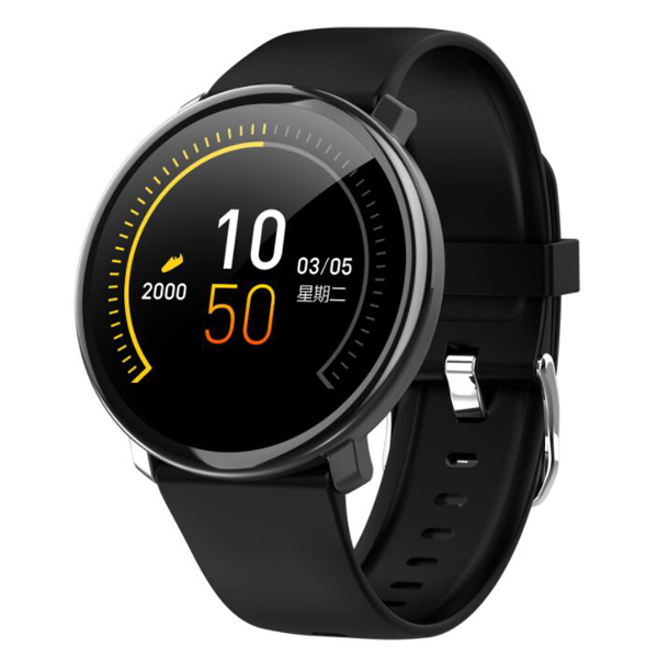 New full touch M30 smart watch 1.3 inch color screen health heart rate blood pressure monitoring IP68 sports smart bracelet