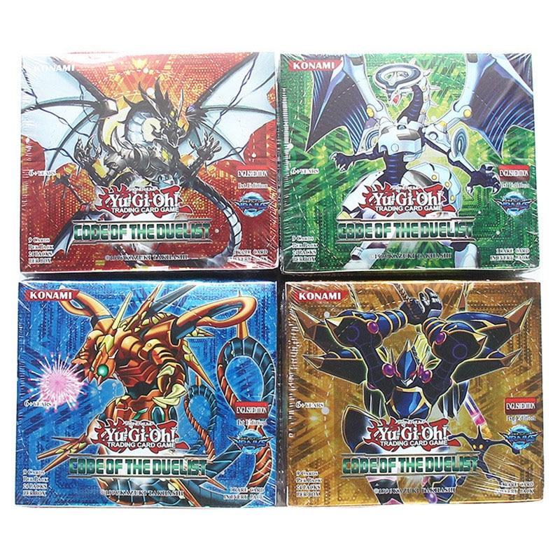216 pièces/ensemble Yugioh cartes yu gi oh anime jeu cartes de Collection jouets pour garçons filles Brinquedo